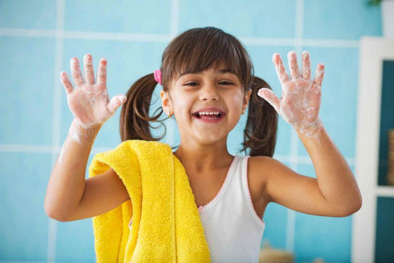 Beneficios de lavarse las manos con jabón