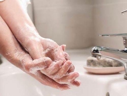 importancia de lavarte las manos