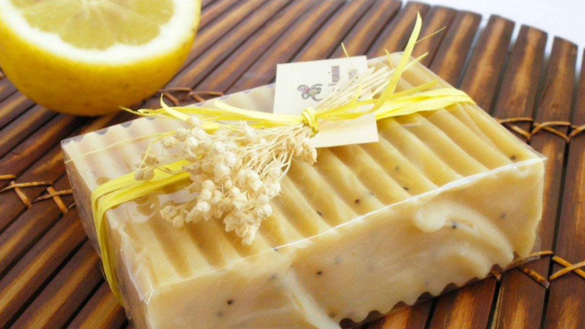 Por qué es bueno usar un jabón natural