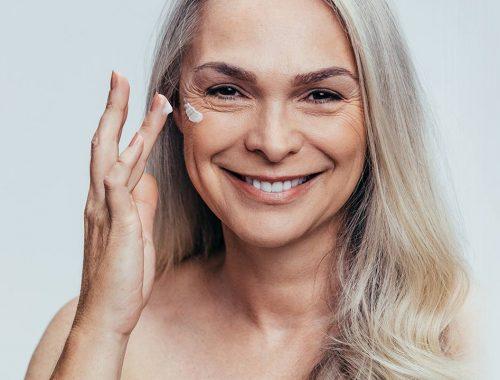 Tratamiento de belleza en la menopausia