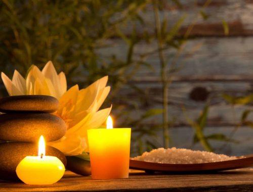 Aprende hacer velas aromáticas