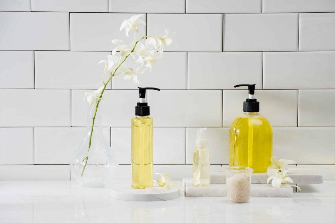 Importa el uso del jabón y el champú