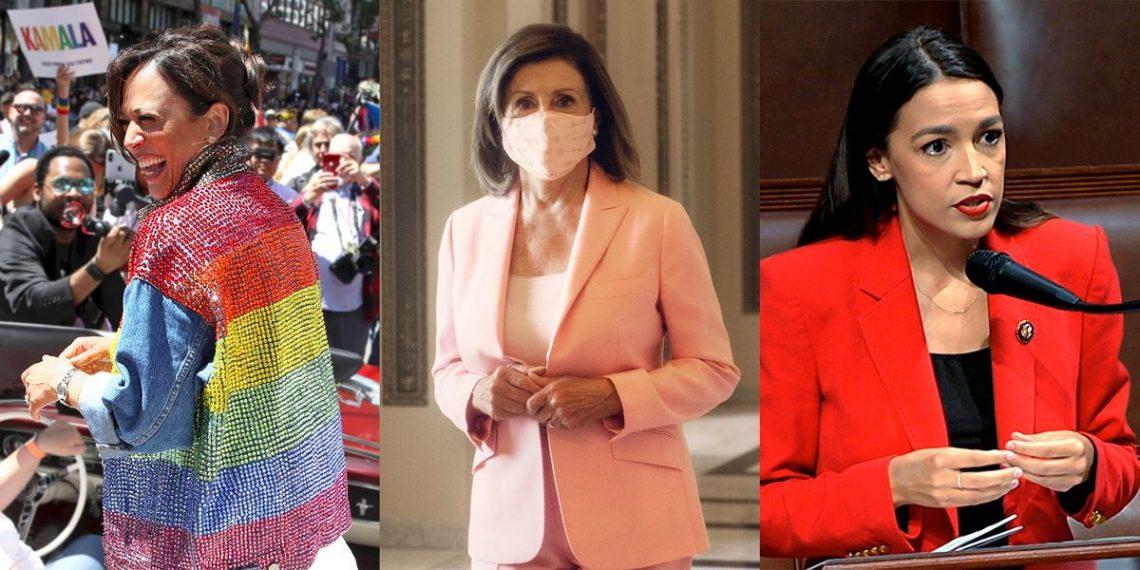 Mujeres en la política imponen moda