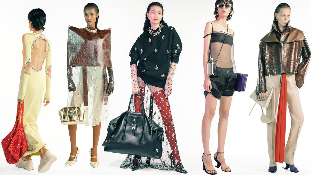 Colección Givenchy de Matthew Williams Primavera Veriano 2021