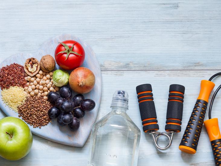 alimentos saludables para estar sano