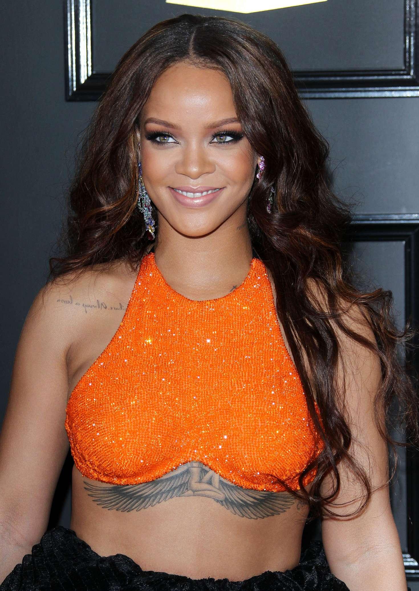Rihanna como icono de moda
