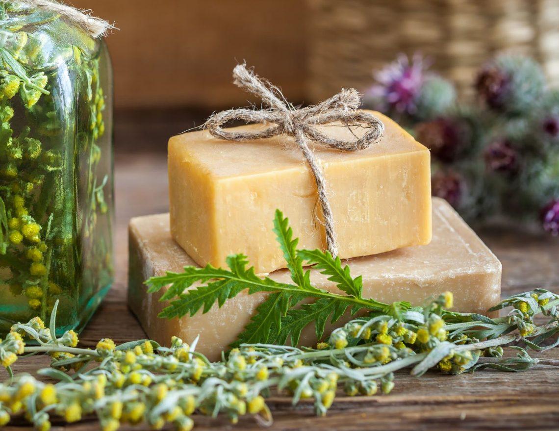 usos del jabón natural