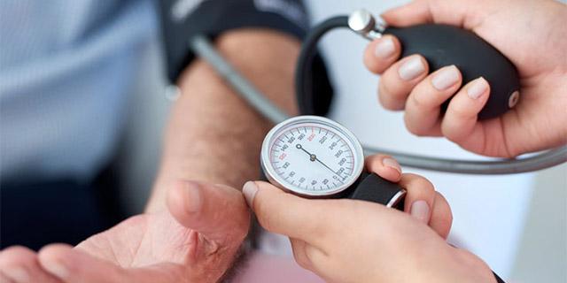 hipertensión alta