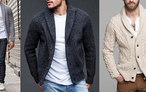 Suéter de vestir hombre