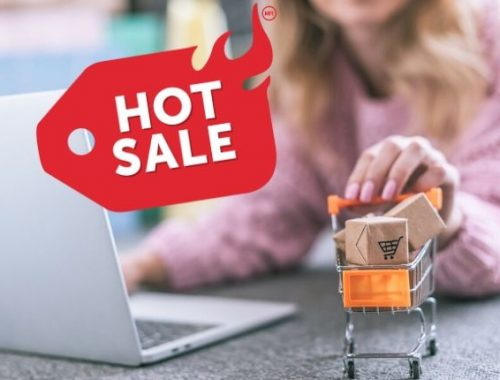 Logo de Hot Sale en 2021