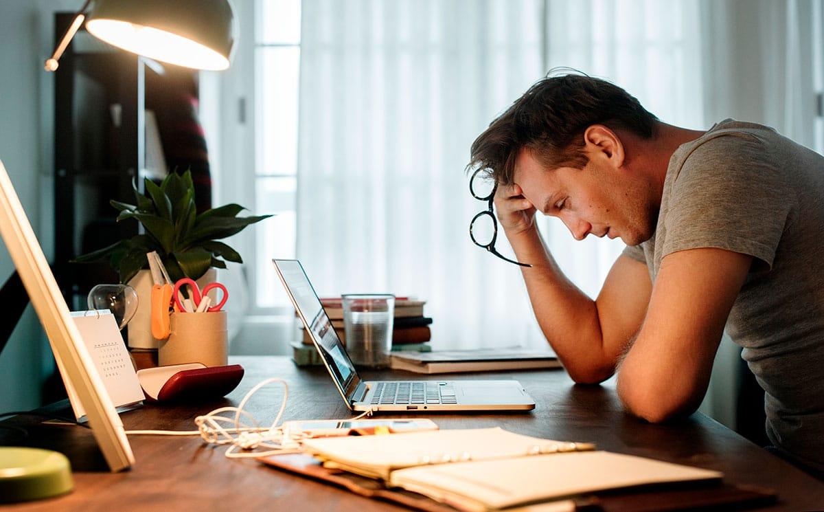el estrés en la gente