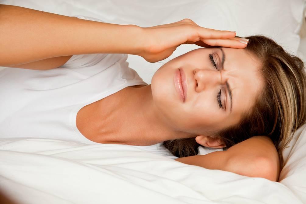 fuertes dolores de cabeza