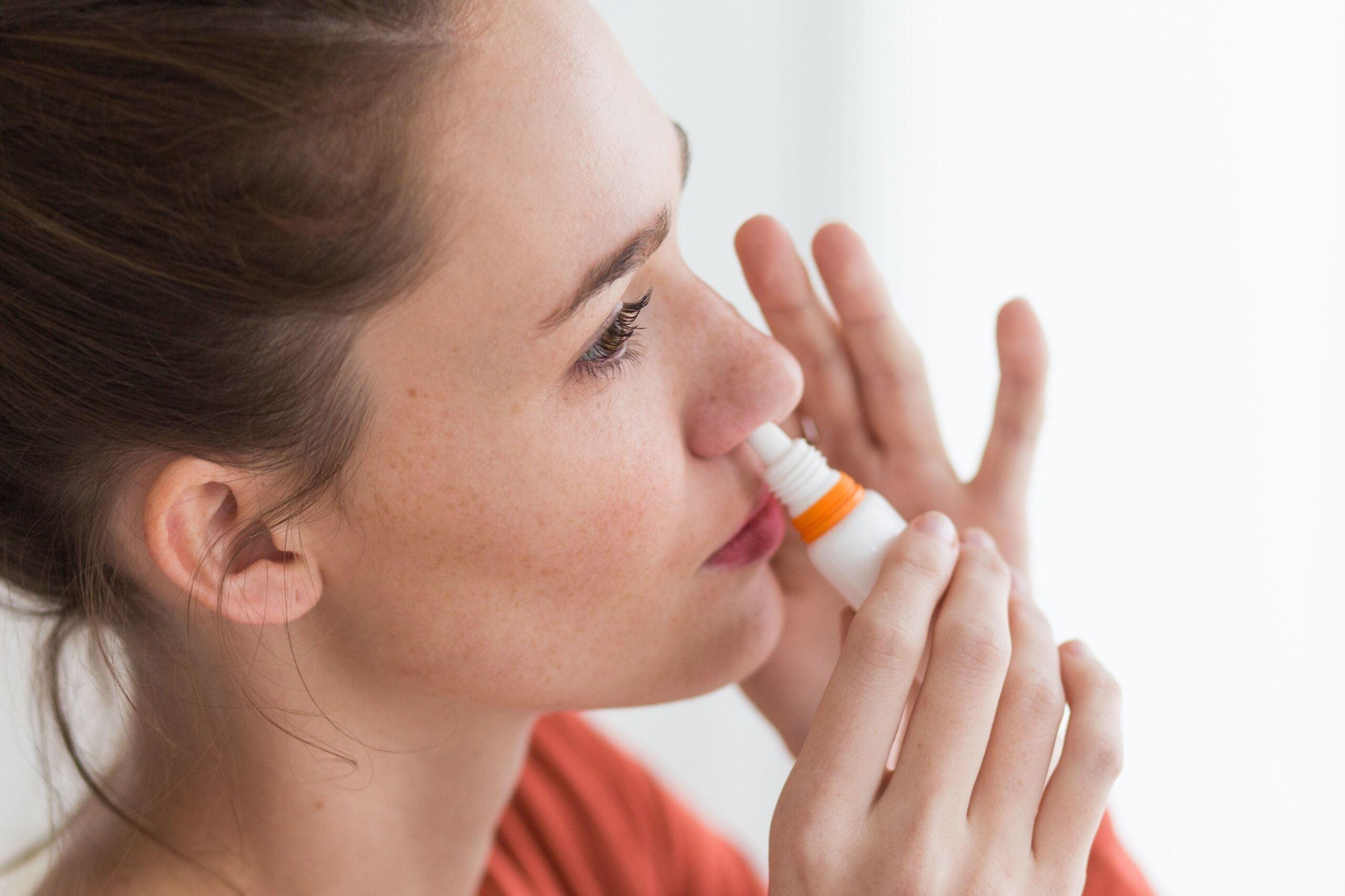 Aerosol para la sinusitis