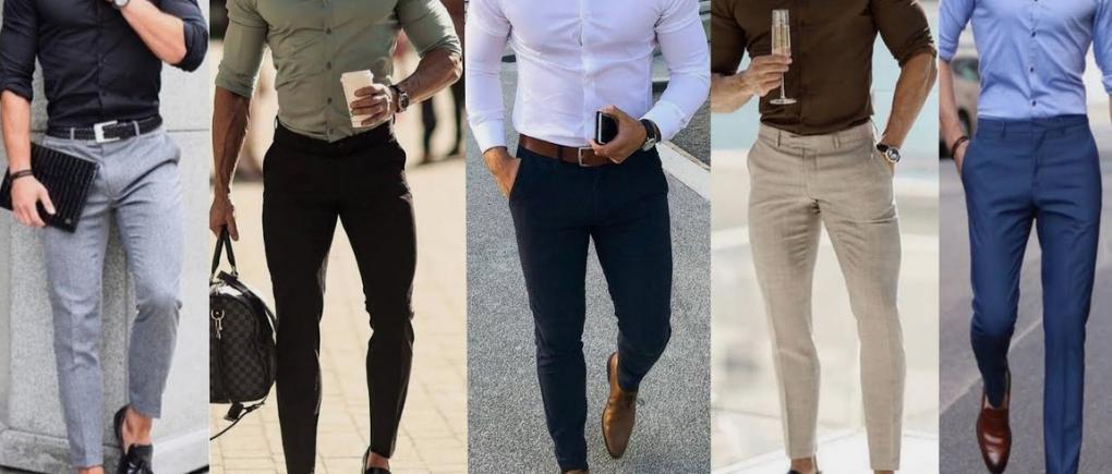 Tener pantalones de vestir favorecedores es clave para construir el mejor guardarropa. Independientemente de su estilo de vida, hacer una gran entrada en un conjunto atractivo y bien elaborado comienza con el par de pantalones de vestir adecuados.